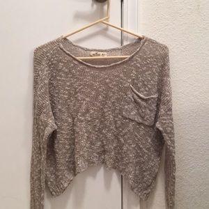 Light gray/brown sweater
